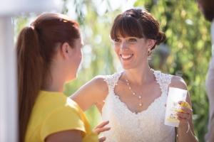 mariée et wedding planner
