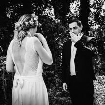 les mariés se rencontrent