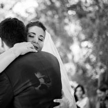 Cérémonie Mariage Couple Enlassé