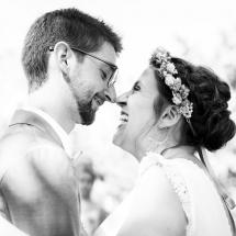Cérémonie Mariage Couple heureux